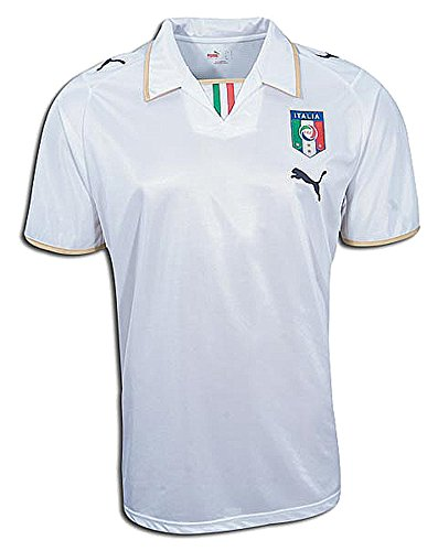 09 Italy Away Jersey - 1