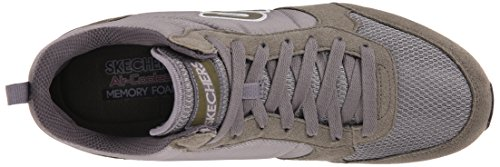 Top Olive Skechers OG Herren Low 85 Gray xwqnPHZ0f