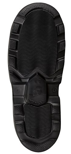 Leon Boots Co. Ultralight Men's Safety 1st EVA Non-Slip Boots, Size US 12-1/2, EU 46, Black by LBC Leon Boots Co (Image #2)