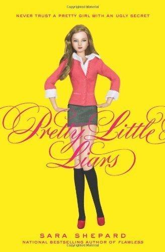 pretty little liars books box set - 8