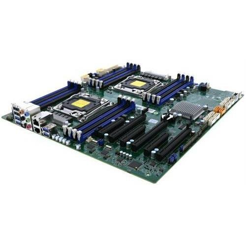 Supermicro Motherboard MBD-X10DAI-O LGA2011 E5-2600v3 C612 D