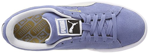 Scarpe Puma – Adulto White Suede puma Unisex Blu infinity Classic wgg47xE