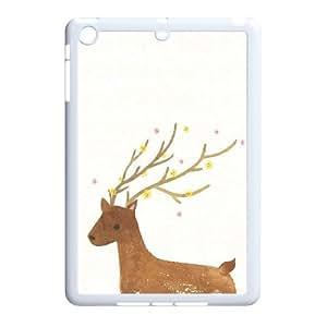 JJZU(R) Design New Fashion Phone Case with The Deer for Ipad Mini - JJZU903582