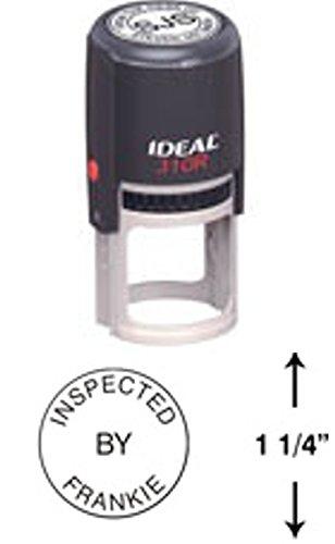 Inspector Stamp (CUSTOM INSPECTOR STAMP // 1 1/4