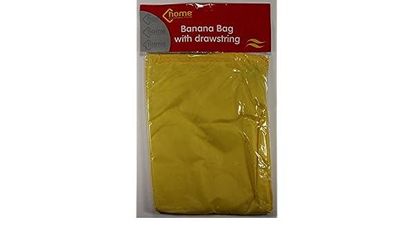 Stay Fresh Banana bolsas con cordón 2 Pack de 14