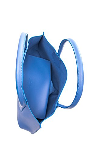 Borsa Donna Blanca Borsa Media blu