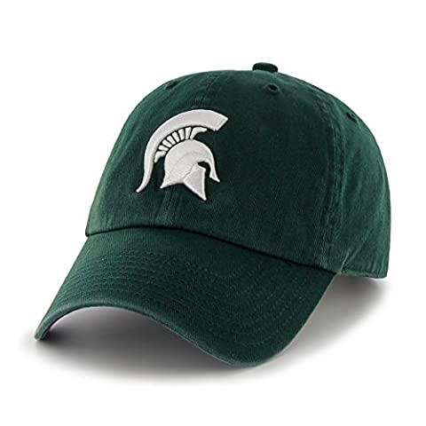 NCAA Michigan State Spartans '47 Clean Up Adjustable Hat, Dark Green, One Size - Florida Gators Baseball Cap