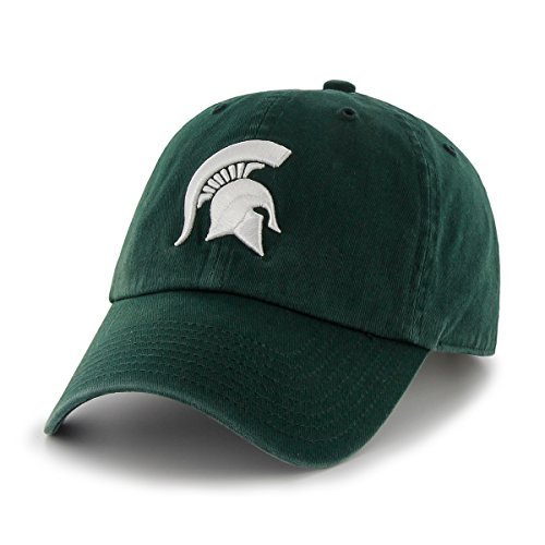 NCAA Michigan State Spartans '47 Clean Up Adjustable Hat, Da