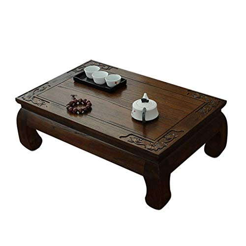 Weiyue Small Coffee Table Wooden Coffee Table Bay Window Table