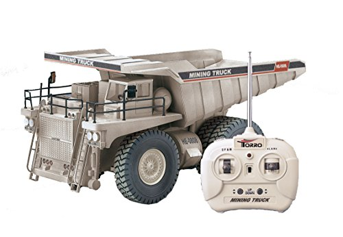 Torro 808 - Muldenkipper Baufahrzeug