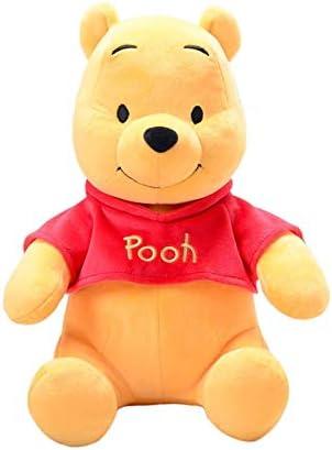 siqiwl Peluche Winnie The Pooh Original Nette Plüsch Stofftier 40cm Cosplay Pooh Kinder Geburtstag Weihnachten Beste Urlaub Geschenk