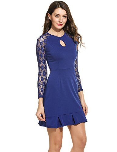 ANGVNS Womens Business Mermaid Cocktail