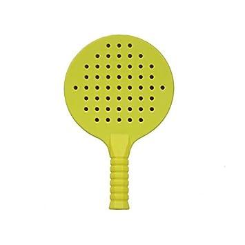 Palas iniciación tenis de mesa. Color amarillo: Amazon.es: Deportes y aire libre