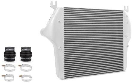 Dodge Cummins Intercooler (Mishimoto MMINT-RAM-03SL Intercooler for Dodge 5.9L/6.7L Cummins)