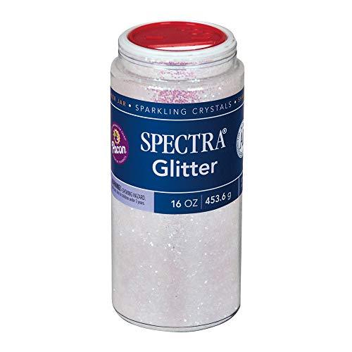 (Pacon Spectra Glitter Sparkling Crystals 0091390, 16 Oz. Shaker,)