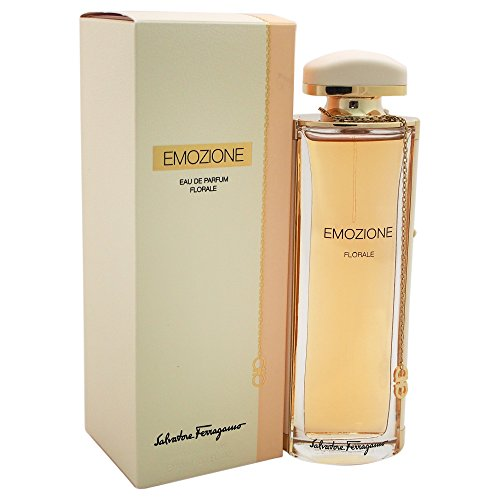(Salvatore Ferragamo Emozione Florale Women's Edp Spray, 3.1 Ounce)