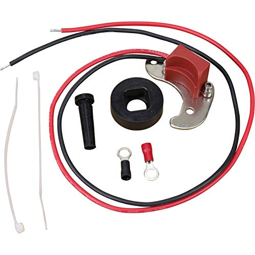 Brand New Premium Electronic Ignition Module For IH Farmall Tractors 4Cyl 12v 1442 OEM Fit MOD105