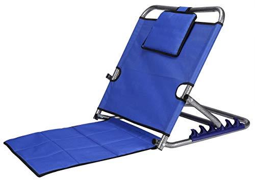 ASR Surgical Adjustable Hospital Back Rest For Use On Bed Or Back Support – Universal