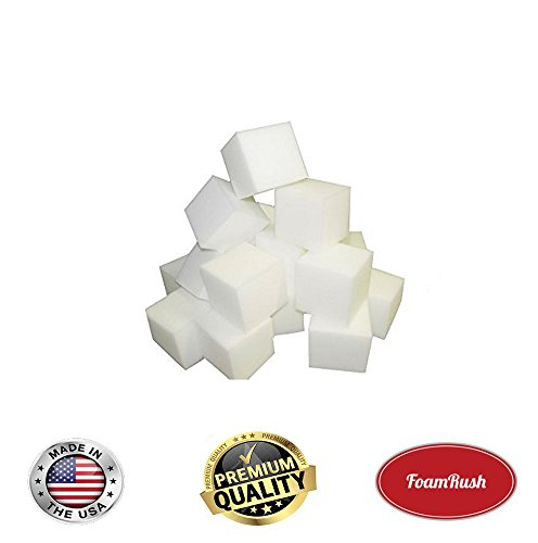 FoamRush Foam Pit Blocks/Cubes 96 pcs (White) 4