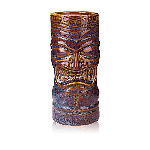 Libbey Ceramic Tiki Mug Tumbler - 20 oz - ()