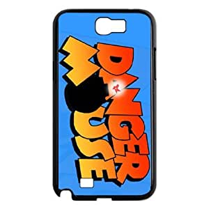 Samsung Galaxy Note 2 N7100 Phone Case Black Danger Mouse AH1102552