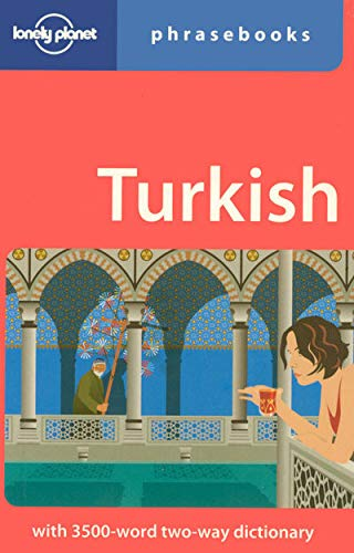 Lonely Planet Turkish Phrasebook (Lonely Planet Phrasebooks)...