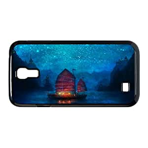 Samsung Galaxy S4 Cases Our Secret Harbor, Kweet, {Black}
