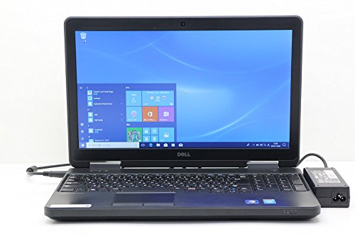 【中古】 DELL Latitude E5540 Core i5 4200U 1.6GHz/8GB/500GB/Multi/15.6W/FWXGA(1366x768)/Win10   B0777KJKKX
