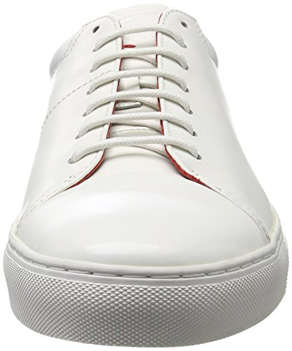 Ginnastica Uomo Da white boct Scarpe 10199073 01 Hugo Casualfut tenn Basse Bianco