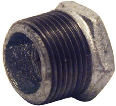 Galvanized Hex Bushing - 3