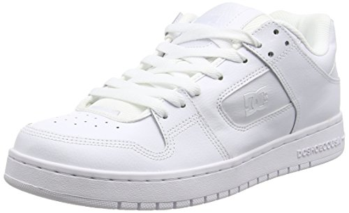 DC Shoes - DC Manteca Shoes - White/white/white by DC