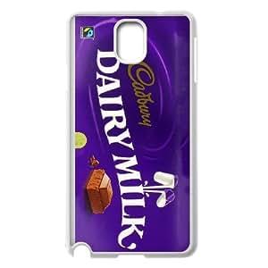 Samsung Galaxy Note 3 Cell Phone Case White Dairy Milk bema