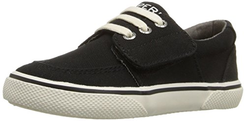 Alternative Black Ollie Kid Closure Sperry Toddler Sneaker Little 8BSCgTSUwq