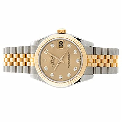 Rolex Datejust automatic-self-wind womens Watch 178273 (Certified Pre-owned)