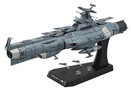 """Bandai Hobby Dreadnought, Yamato 2202"""", Bandai Star Blazers 1/1000 Hobby Space Ship from Bandai Hobby"""
