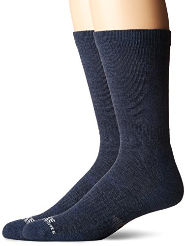 Pack Navy Sock 2 Crew (Carhartt Men's Force Extreme Workwear Cushioned Crew 2 Pack Sock, Navy, Sock Size: 10-13/Shoe Size:9-11)