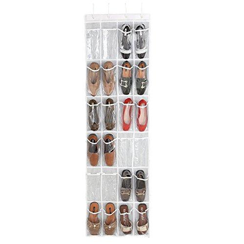 over door shoe storage - 7