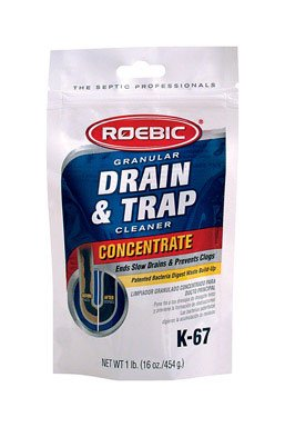 Roebic Bacteria & Enzyme Drain Cleaner And Trap Cleaner by Roebic