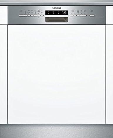 Siemens iQ300 Semi-incorporado 12cubiertos A++ lavavajilla ...