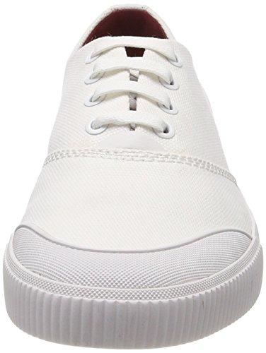 HUGO Herren ZeroTennCDN Sneaker Weiß Weiß 100 100 Weiß otteundschlegel  831034