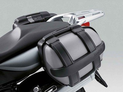 BMW Genuine F800ST F800R Motorcycle SPORT CASES Left