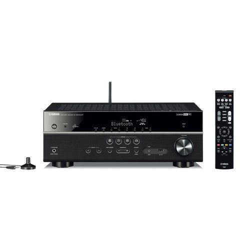 Yamaha 5.1-Channel 700 Watt Bluetooth 3D 4K Surround Sound Home Theater System