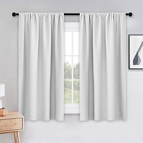 PONY DANCE White Draperies & Curtains