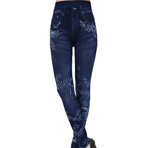 Jeans Leggings Tights - 7
