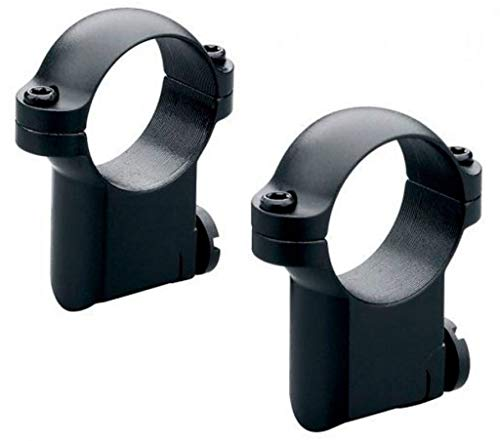 Leupold RM Ruger M77 30mm Medium Scope Rings, Matte Finish