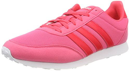 Racer Adidas De Wht 2 V real shock W ftwr Chaussures Red Femme Pink S18 Rose 0 Fitness S16 5ggpxq