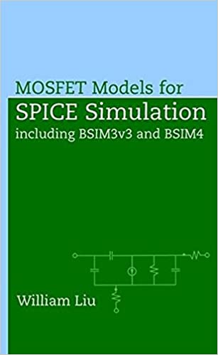 =BETTER= MOSFET Models For SPICE Simulation: Including BSIM3v3 And BSIM4. entre timmar laser Venta Playa Wipro updated