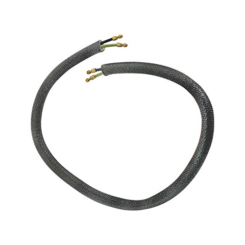 MACs Auto Parts 28-21241 Model A Ford Tail Light Extension Wire & Loom - 18 Long - Fits All Body Styles Except Sedan