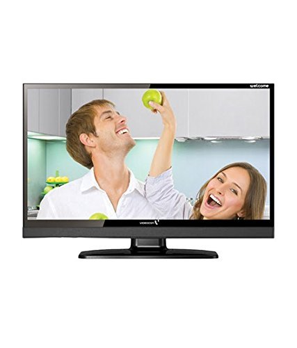 Videocon IVC24F2-A 61 cm (24 inches) Full HD LED TV (Black) Televisions at amazon
