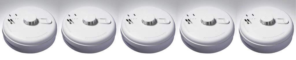 Aico Ei144RC Mains Powered Heat Sensor Kitchen Alarm /& Easy Fit Base